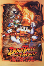 DuckTales the Movie Poster