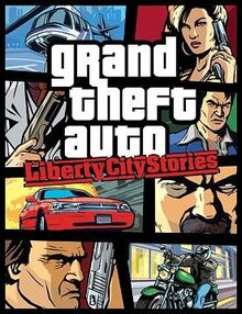 Grand Theft Auto Liberty City Stories box