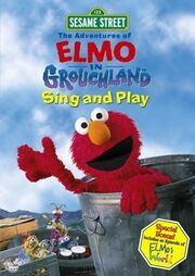 The Adventures of Elmo in Grouchland Sing and Play