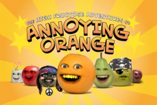 High fructose adventures of annoying orange title
