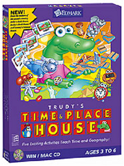 Trudy's Time and Place House Box Cover