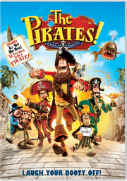 The pirates band of misfits poster