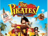 The Pirates! Band of Misfits (2012)