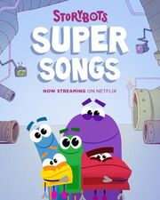 StoryBots Super Songs poster