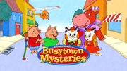 Busytown Mysteries Title
