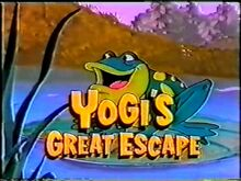Yogi's great escape title