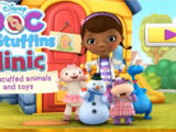 Doc McStuffins: Clinic for Stuffed Animals and Toys