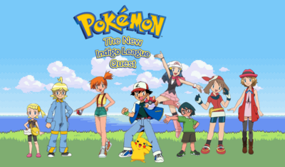 Pokemon The New Indigo League Quest