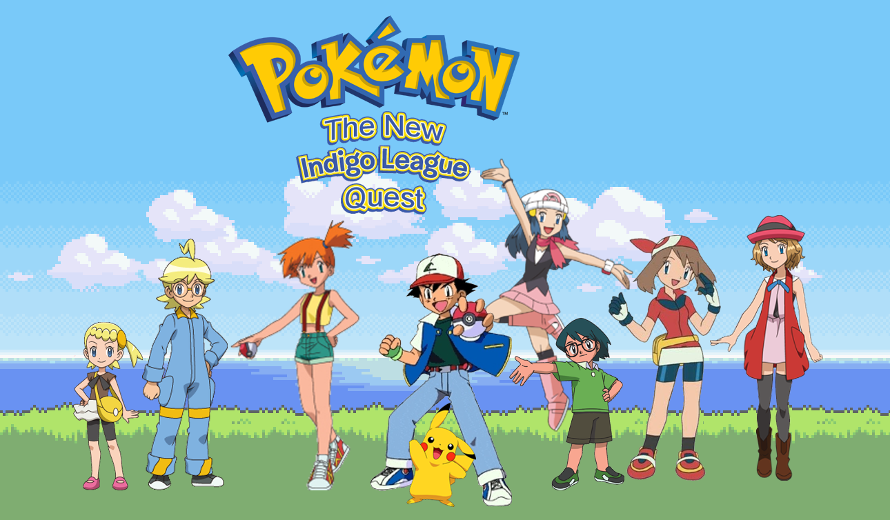 Pokemon The New Indigo League Quest | Soundeffects Wiki