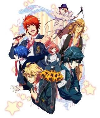 Uta no Prince-sama Anime Series