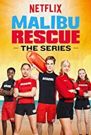 Malibu Rescue The Series Poster