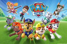 Paw Patrol Poster
