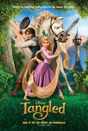 Tangled poster