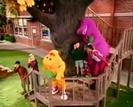 Barney's Sense-Sational Day Hollywoodedge, Small Group Kids Laug PE143601