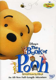 The book of pooh stories from the heart dvd cover
