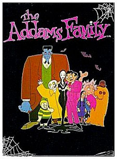 The Addams Family (1992 Series) | Soundeffects Wiki | FANDOM