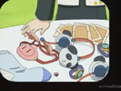 Gakuen Alice Ep 13 Sound Ideas, CARTOON, HORN - BICYCLE HORN, THREE TOOTS