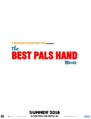 The Best Pals Hand Movie (2018) Teaser Poster