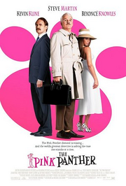 The Pink Panther 2006 Poster