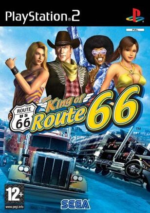 The King of Route 66 (video game) | Soundeffects Wiki | FANDOM