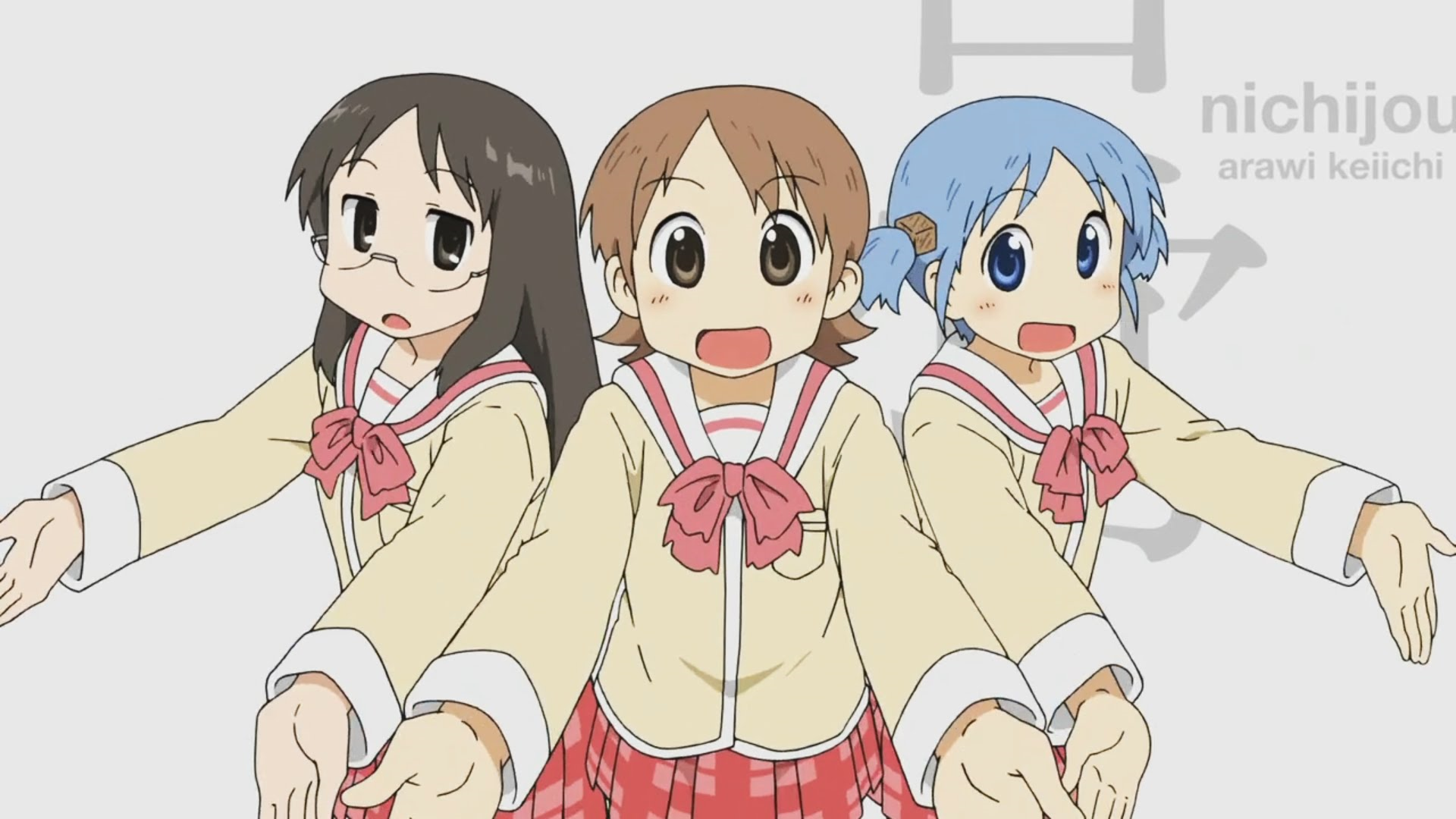 Resultado de imagen para Nichijou