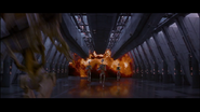 Star Wars Episode I - The Phantom Menace (1999) SKYWALKER WHISTLING RICOCHET, EXPLOSION ACCENT (very high-pitched) and SKYWALKER EXPLOSION 05