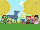 Sound Ideas, ANIMAL, HORSE - WHINNY AND NEIGH OUTSIDE VERSION 1