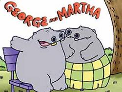 George and martha cover