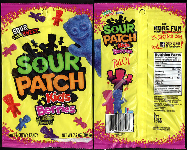 File:CC Kraft-Foods-Sour-Patch-Kids-Berries-6 5-oz-candy-package-2012.jpg