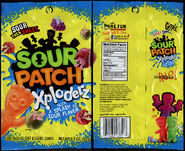 CC Kraft-Foods-Sour-Patch-Xploderz-6 5-oz-candy-package-2012