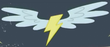 Wonderbolts symbol ID S1E1