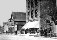 Souris Main Street 1900