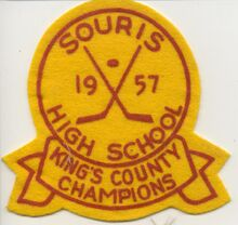 Hockey Champs 1957-0