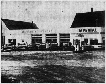 MacKenzie Motors Souris 1963