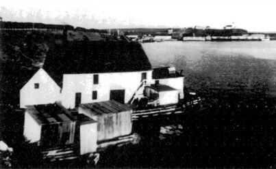 Matthew and McLean Lobster Factory Breakwater St