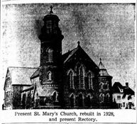 St. Marys Church 1954