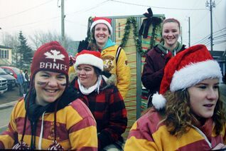 Christmas Float 2009