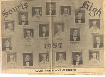 Grad Class 1957 2