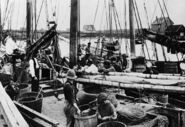 Souris Fishermen ca1920-25