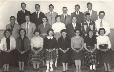 Grade Class 1957