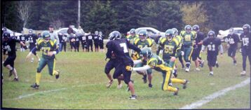 Souris Wildcats Football