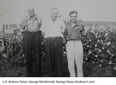 Andrew Paton George Paton