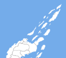 Districts of the Southern Arc Islands