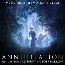Annihilation-soundtrack-cover spotify
