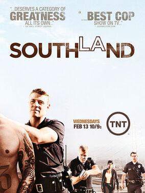 Southland Season 5 (poster)