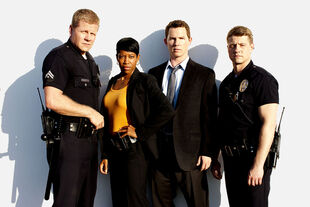 Southland: Main Characters