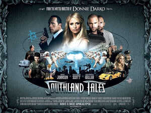 Southland tales poster2 sara michelle gellar
