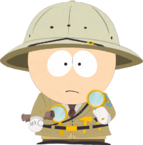 Archeologist-butters