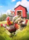 Chickencoopfantotcard