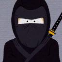 Icon profilepic city ninja